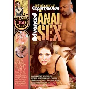 The Expert Guide to Advanced Anal Sex